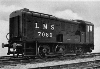 British Rail Class D3/7 - LMS No. 7080 (from The Engineer, 19 Jan. 1940)