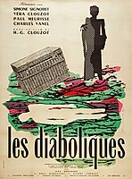 Picture of a movie: Les Diaboliques