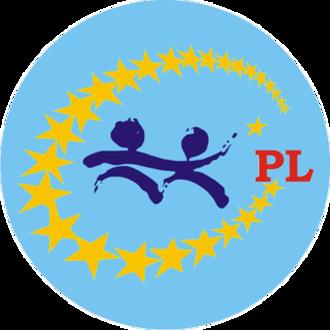 Liberal Party (Moldova) - Image: Liberal Party of Moldova logo