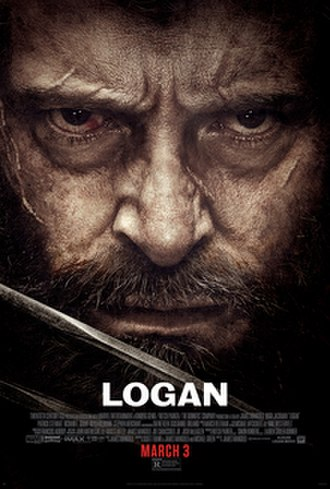 Logan (film) - Theatrical release poster