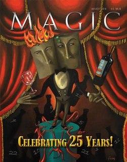 <i>Magic</i> (American magazine)