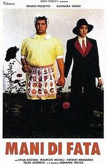 <i>Mani di fata</i> 1983 film by Stefano Vanzina