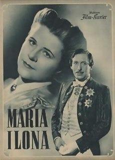 <i>Maria Ilona</i> 1939 film