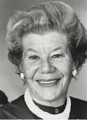 Mary McGrory - Image: Mary Mc Grory