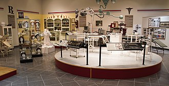 Florida SouthWestern State College - Medical Museum on the Lee Campus