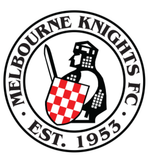 Melbourne Knights FC - Melbourne Knights Logo