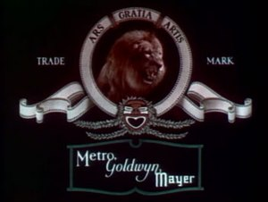 Leo the Lion (MGM) - Coffee, one of the two lions used for Technicolor test logos on early MGM color productions from 1932–1935.