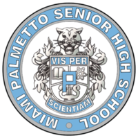 Miami Palmetto Senior High School Seal.png
