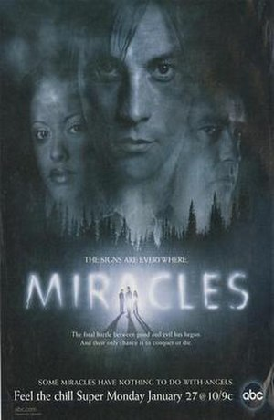 Miracles (TV series) - TV Guide ad promoting the series before its premiere.
