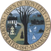 Official seal of Monterey, Massachusetts