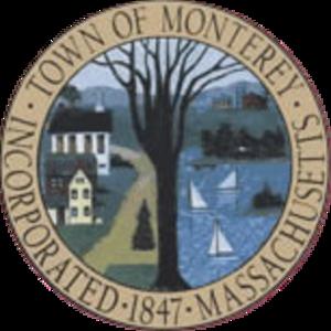 Monterey, Massachusetts - Image: Monterey MA seal