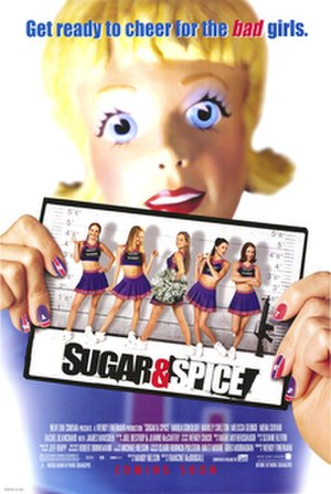 Sugar & Spice - Promotional poster