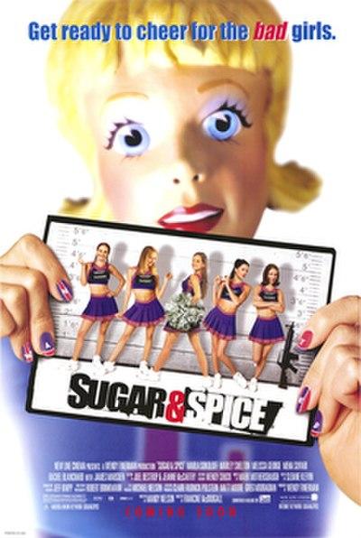 Picture of a movie: Sugar & Spice