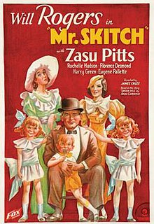 <i>Mr. Skitch</i> 1933 film by James Cruze