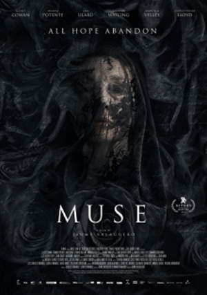 Muse (2017 film) - Theatrical release poster