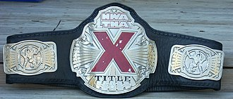 Impact X Division Championship - Image: NWATNA First X Title