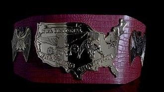 NWA National Heavyweight Championship - Image: NWA National Title 2018