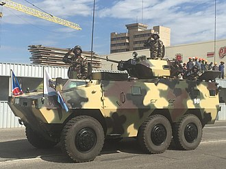 Namibian Defence Force - Army W523 APC
