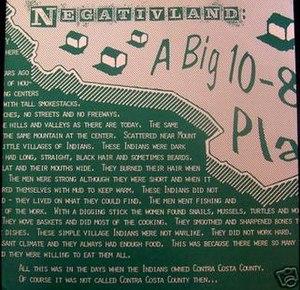 A Big 10-8 Place - Image: Negativland A Big 10 8 Place