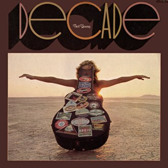 Decade (Neil Young album) - Image: Neil Young Decade