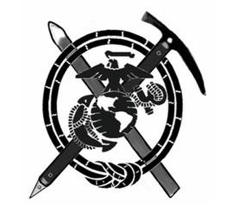 Mountain Warfare Training Center - USMC Mountain Leader (S/W) Logo