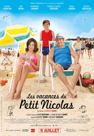 Nicholas on Holiday - Film poster
