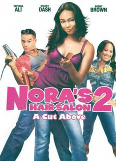 <i>Noras Hair Salon 2: A Cut Above</i> 2008 film