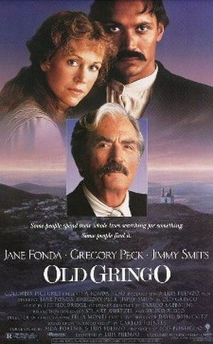 Old Gringo - Theatrical Poster