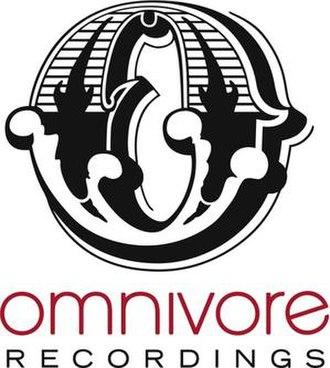 Omnivore Recordings - Image: Omnivore Recordings logo
