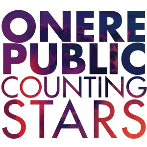 Counting Stars - Image: One Republic Counting Stars cover