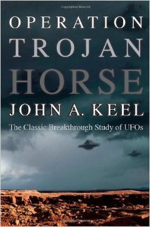Operation Trojan Horse (book) - Image: Operation Trojan Horse book cover