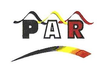 Regionalist Action Party of Chile - PAR logo