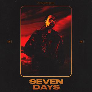 Seven Days (EP) - Image: Party Next Door Seven Days