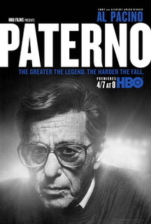 <i>Paterno</i> (film) 2018 film directed by Barry Levinson
