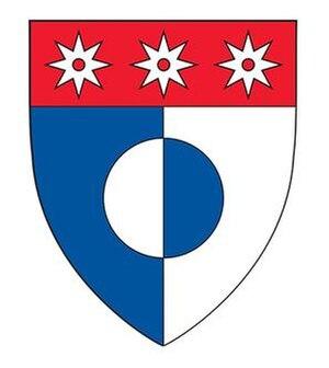 Pauli Murray College - Image: Pauli Murray Shield