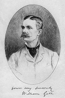 William Gill (explorer)