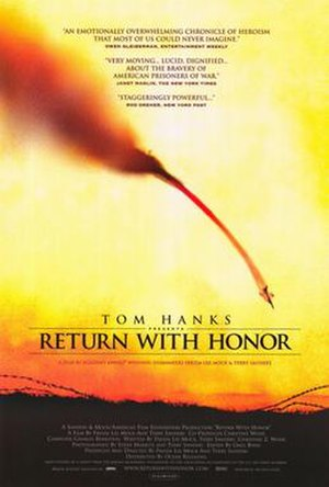 Return with Honor - Image: Poster of Return with Honor