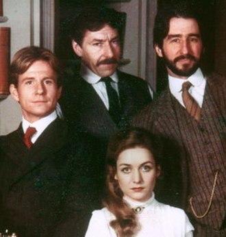 Q.E.D. (U.S. TV series) - Image: Q.E.D. (U.S. TV series)b