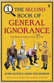 <i>The Second Book of General Ignorance</i>