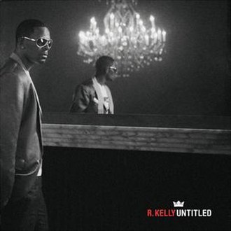 Untitled (R. Kelly album) - Image: R. Kelly's New Album