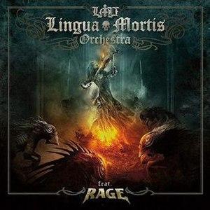 LMO (album) - Image: Rage LMO