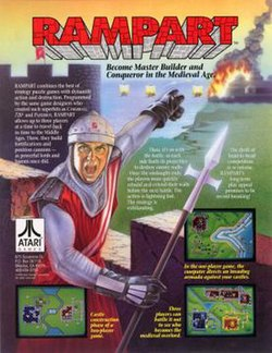 Rampart (video game) - Wikipedia