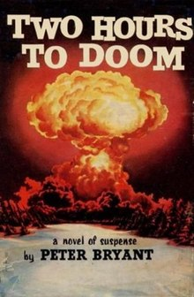 Red alert novel two hours of doom 1st edition 1958.jpg