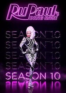 <i>RuPauls Drag Race</i> (season 10) Season of television series