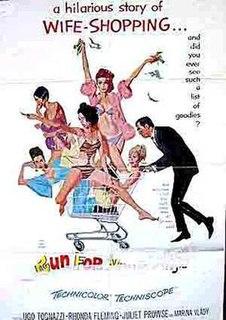<i>Run for Your Wife</i> (1965 film) 1965 film by Gian Luigi Polidoro