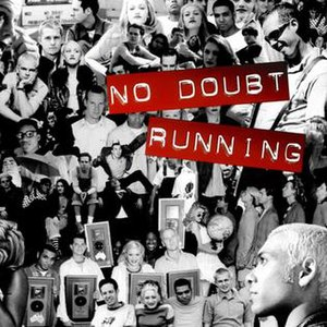 Running (No Doubt song) - Image: Running Cover