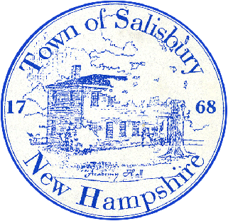 Official seal of Salisbury, New Hampshire