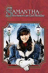 Samantha An American Girl Holiday Nellie