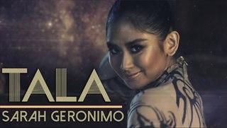 Tala (song) 2017 single by Sarah Geronimo