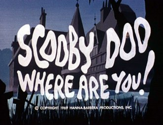 Scooby-Doo, Where Are You! - Image: Scooby 1969 title